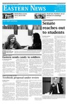 Daily Eastern News: October 20, 2011 by Eastern Illinois University