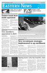 Daily Eastern News: October 25, 2011 by Eastern Illinois University