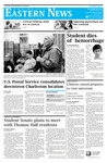 Daily Eastern News: October 26, 2011 by Eastern Illinois University