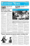 Daily Eastern News: October 27, 2011 by Eastern Illinois University