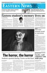 Daily Eastern News: October 31, 2011 by Eastern Illinois University
