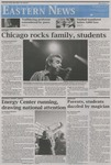 Daily Eastern News: October 10, 2011 by Eastern Illinois University