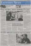 Daily Eastern News: October 13, 2011 by Eastern Illinois University