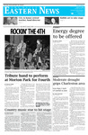 Daily Eastern News: July 03, 2012 by Eastern Illinois University