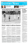 Daily Eastern News: July 17, 2012 by Eastern Illinois University