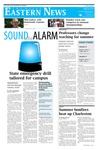 Daily Eastern News: June 12, 2012 by Eastern Illinois University