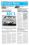 Daily Eastern News: March 01, 2012 by Eastern Illinois University