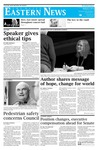 Daily Eastern News: March 07, 2012 by Eastern Illinois University