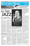 Daily Eastern News: March 09, 2012 by Eastern Illinois University