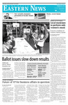 Daily Eastern News: March 21, 2012 by Eastern Illinois University