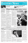Daily Eastern News: March 22, 2012 by Eastern Illinois University