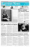 Daily Eastern News: March 28, 2012 by Eastern Illinois University
