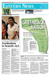 Daily Eastern News: March 29, 2012 by Eastern Illinois University