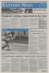 Daily Eastern News: March 20, 2012 by Eastern Illinois University