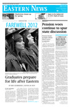 Daily Eastern News: May 15, 2012 by Eastern Illinois University