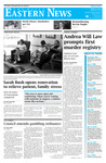 Daily Eastern News: May 24, 2012 by Eastern Illinois University