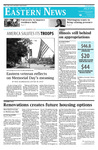 Daily Eastern News: May 29, 2012 by Eastern Illinois University
