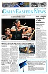 Daily Eastern News: December 09, 2013