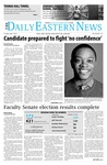 Daily Eastern News: April 01, 2014 by Eastern Illinois University