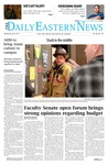 Daily Eastern News: April 02, 2014 by Eastern Illinois University