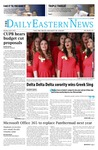 Daily Eastern News: April 07, 2014 by Eastern Illinois University