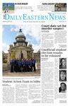 Daily Eastern News: April 09, 2014 by Eastern Illinois University