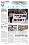 Daily Eastern News: April 11, 2014 by Eastern Illinois University