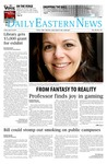 Daily Eastern News: April 18, 2014 by Eastern Illinois University