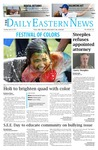 Daily Eastern News: April 22, 2014 by Eastern Illinois University