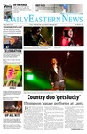 Daily Eastern News: April 25, 2014 by Eastern Illinois University