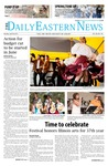 Daily Eastern News: April 28, 2014 by Eastern Illinois University