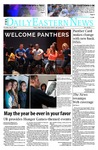 Daily Eastern News: August 21, 2014 by Eastern Illinois University