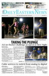 Daily Eastern News: August 25, 2014