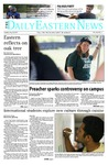 Daily Eastern News: August 26, 2014