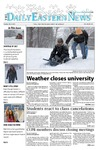 Daily Eastern News: Feburary 05, 2014 by Eastern Illinois University