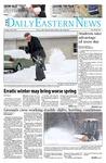 Daily Eastern News: Feburary 06, 2014 by Eastern Illinois University