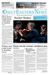 Daily Eastern News: Feburary 17, 2014 by Eastern Illinois University