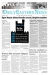 Daily Eastern News: Feburary 18, 2014 by Eastern Illinois University