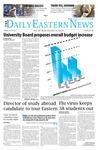 Daily Eastern News: Feburary 25, 2014 by Eastern Illinois University