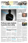 Daily Eastern News: January 14, 2014 by Eastern Illinois University