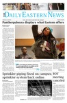 Daily Eastern News: January 16, 2014 by Eastern Illinois University