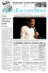 Daily Eastern News: January 17, 2014 by Eastern Illinois University