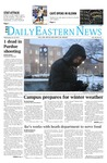 Daily Eastern News: January 22, 2014 by Eastern Illinois University