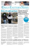 Daily Eastern News: January 28, 2014 by Eastern Illinois University