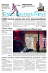 Daily Eastern News: January 29, 2014 by Eastern Illinois University
