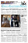 Daily Eastern News: January 30, 2014 by Eastern Illinois University