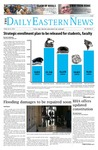 Daily Eastern News: January 31, 2014 by Eastern Illinois University