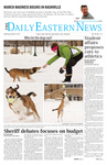 Daily Eastern News: March 05, 2014 by Eastern Illinois University