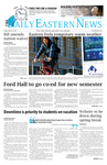 Daily Eastern News: March 07, 2014 by Eastern Illinois University