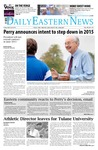 Daily Eastern News: March 28, 2014 by Eastern Illinois University